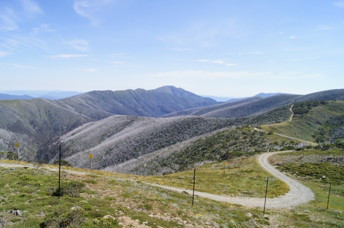 Mount Feathertop, Victoria, Australia.